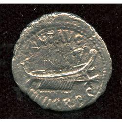 Mark Antony. 32-31 BC. AR Legionary Denarius