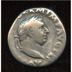 Vitellius. 69 AD. AR Denarius