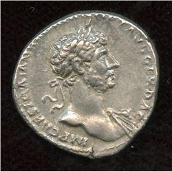 Hadrian. 117-138 AD. AR Denarius