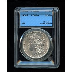United States, Morgan Dollar, 1900S