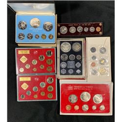 Miscellaneous World Coin Sets