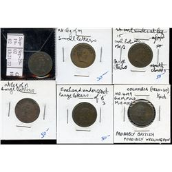 Great Britain - Lot of 6