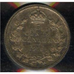 1910 Five Cents