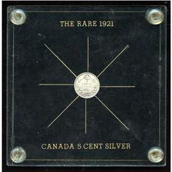 1921 Five Cents