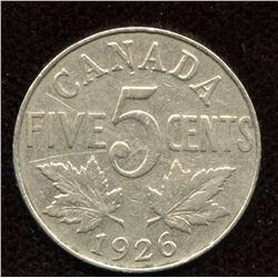 1926 Five Cents - Far 6