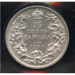 1903 Twenty-Five Cents