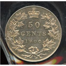 1900 Fifty Cents