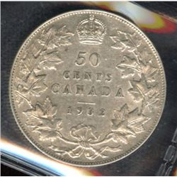 1932 Fifty Cents