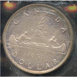 1951 Silver Dollar - Arnprior