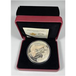 2014 $50 Canada THE LEGEND OF THE SPIRIT BEAR 5oz. FINE SILVER (NO TAX)