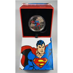 2016 $20 Canada DC COMICS ORIGINALS - THE MAN OF STEEL (NO TAX)