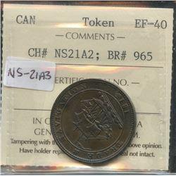 Br. 965.  Pure Copper Preferable To Paper, 1813.