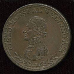 Br. 970.  Wellington Penny.