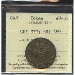 Br. 569. 1867 Devin's & Bolton
