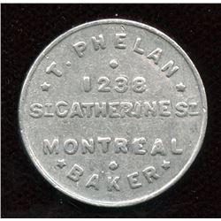 Quebec Token.