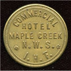 Br. 930. Commercial Hotel, Maple Creek