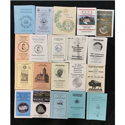 Royal Canadian Numismatic Association Ephemera