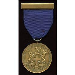 HUDSON'S BAY COMPANY - Long Service medal (30 Years)