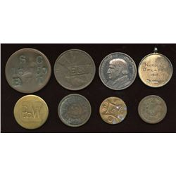 World Medals & Miscellaneous