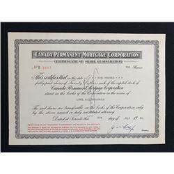 Canada Permanent Mortgage Corporation