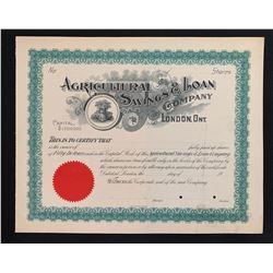Agricultural Savings & Loan Company