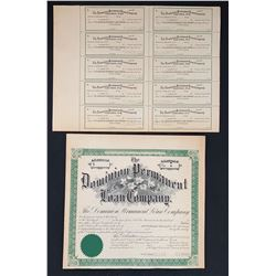 The Dominion Permanent Loan Company