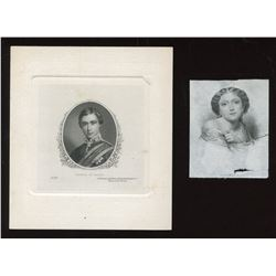 Merchants Bank of Prince Edward Island, $10 portraits,