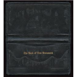 The Bank of New Brunswick Wallet