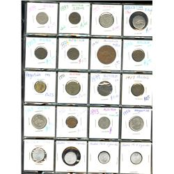 World Coins - Lot of 299 Coins - Part 3