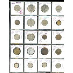World Coins - Lot of 297 Coins - Part 4