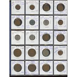 World Coins - Lot of 216 Coins - Part 6