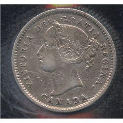 1874 Ten Cents