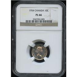 1954 Ten Cents