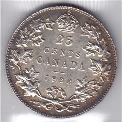 1932 Twenty-Five Cents