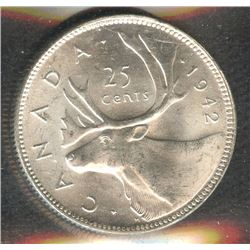 1942 Twenty-Five Cents