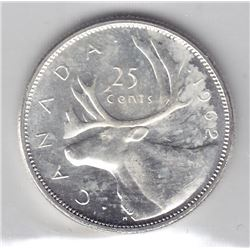 1962 Twenty-Five Cents