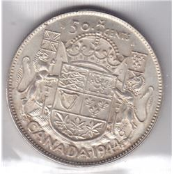 1944 Fifty Cents