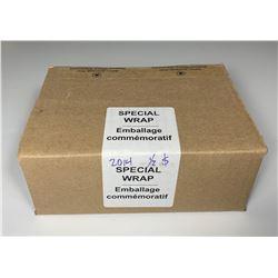 Fresh RCM Box of 2014 Fifty Cents Rolls