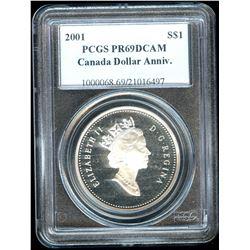 1911-2001 Silver Dollar