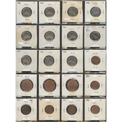 Canadian & Greece Coin Collection