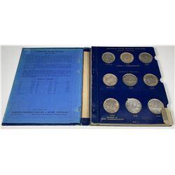 Canada Silver Dollar - Lot of 28