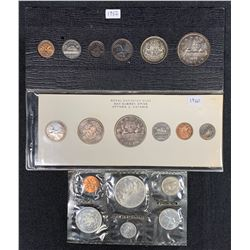 Canada Silver Proof Like Sets - Lot of 3