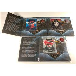 2016 Batman v Superman Dawn of Justice Lenticular 25 Cents