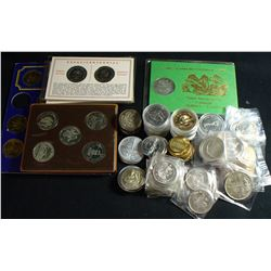 Canada Trade Dollar & Token Lot