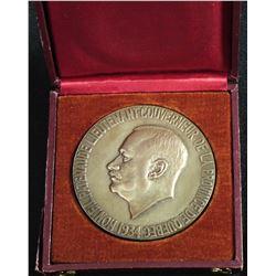 A Quebec Lieutenant Governor Medal