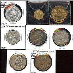 Coronation Medals