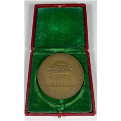 Bank of Montreal 1817-1917 Centenary Medal in Case of issue