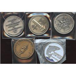 Maritime Coin Clubs