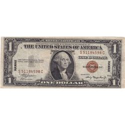 United States - 1935A Hawaii $1 Silver Certificate