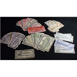 Canadian Tire Money Lot - 52 Notes